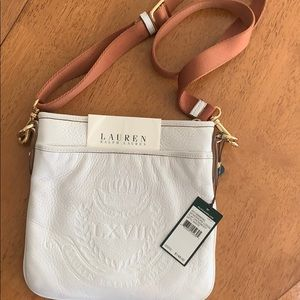 Ralph Lauren crossbody purse